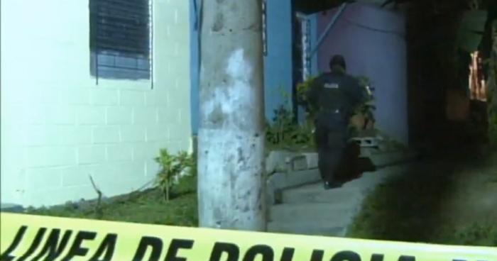 Pandilleros asesinaron con más de 25 disparos a familiar de agente policial en Apopa