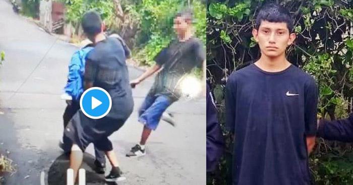Capturan a segundo sujeto que agredió a un adulto mayor en La Libertad