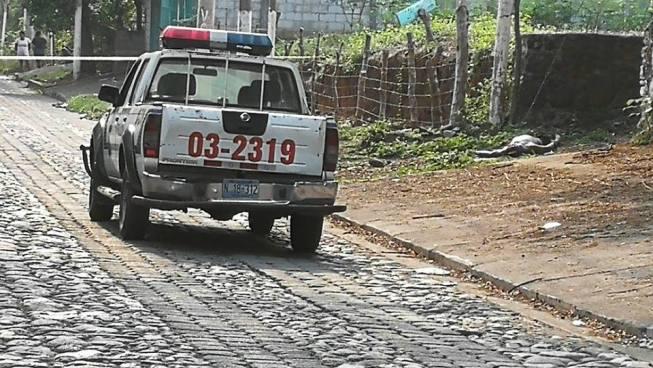 Encuentran cadáver de un hombre en Moncagua, San Miguel