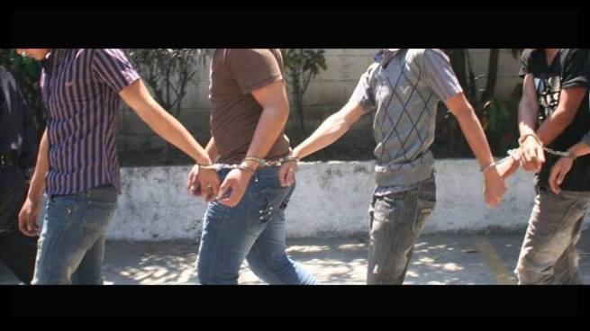 Cuatro miembros de la pandilla 18 son enviados a prisión por el delito de extorsión