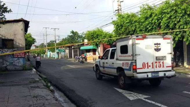 Desconocidos acribillan a balazos a hombre en Nuevo Cuscatlán