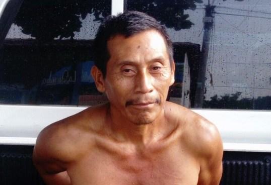Capturan a pandillero de 45 años de edad en Ahuachapán