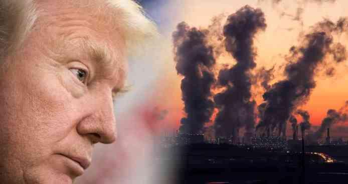Trump confirma la salida de Estados Unidos del Acuerdo Climático de París
