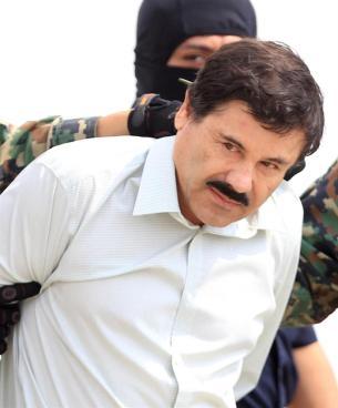 México y Estados Unidos en disputa por el dinero del Chapo