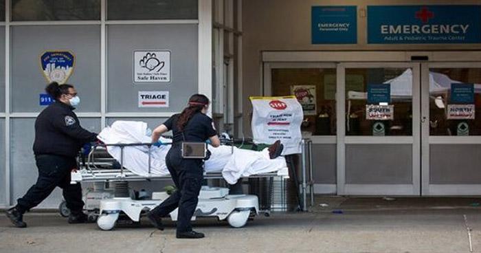 Estados Unidos supera los 6 millones de casos confirmados de COVID-19