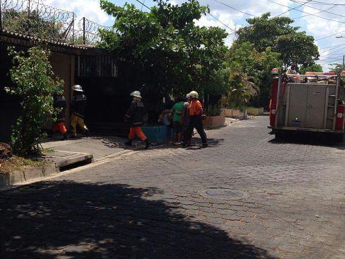Ladrón muere electrocutado cuando se disponía a robar dentro de una vivienda en Lourdes Colón
