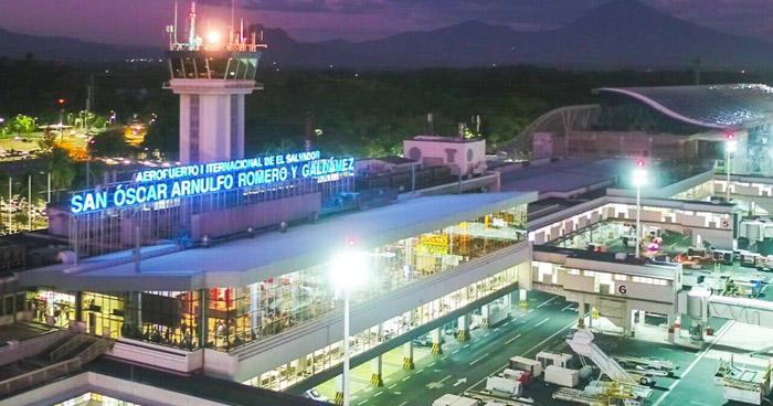 Aeropuerto de El Salvador operará al 100% hasta el 4 de Octubre de 2020