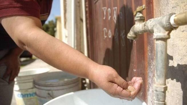 ANDA anuncia nuevas zonas que permanecerán con servicio irregular de agua potable