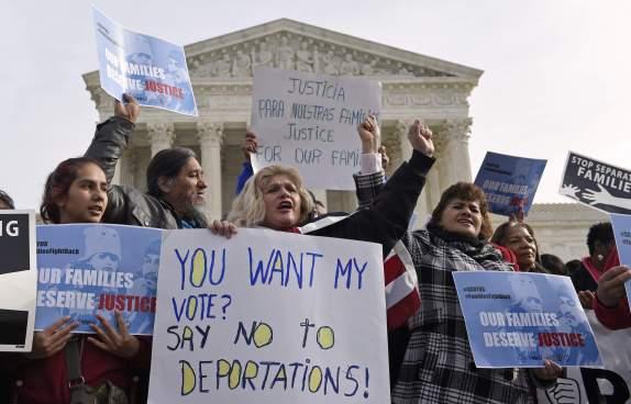 Beneficiarios del TPS piden al congreso de Estados Unidos que extienda sus permisos