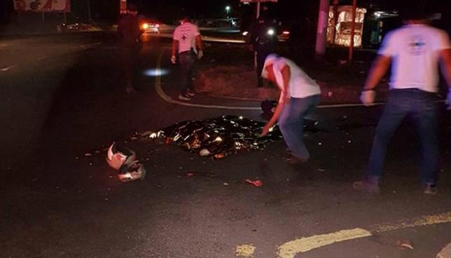 Grave accidente de tránsito cobra la vida de un motociclista en La Libertad