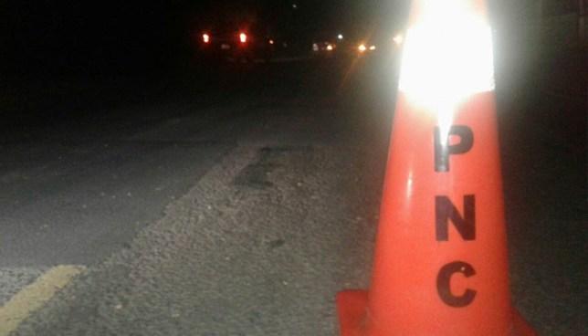 Accidente de tránsito cobra la vida una mujer policía en Chalchuapa, Santa Ana