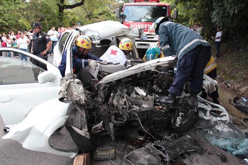 Más de 500 fallecidos por accidentes de tránsito en lo que va del año