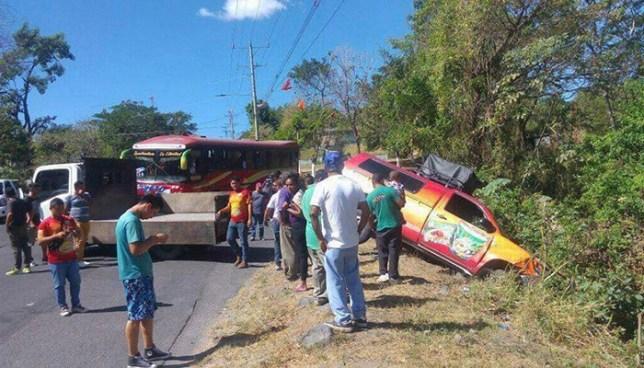 Fatal accidente de tránsito en La Paz deja un fallecido y dos lesionados