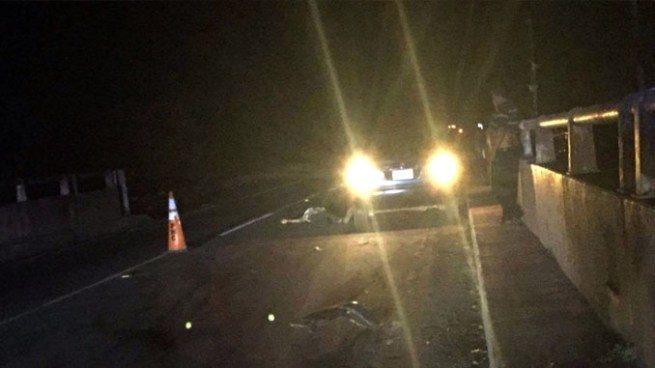 Hombre de 60 años muere tras ser atropellado por un vehículo en Jiquilisco, Usulután