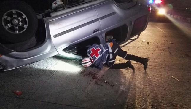 Cuatro personas mueren diariamente a causa de accidentes de tránsito