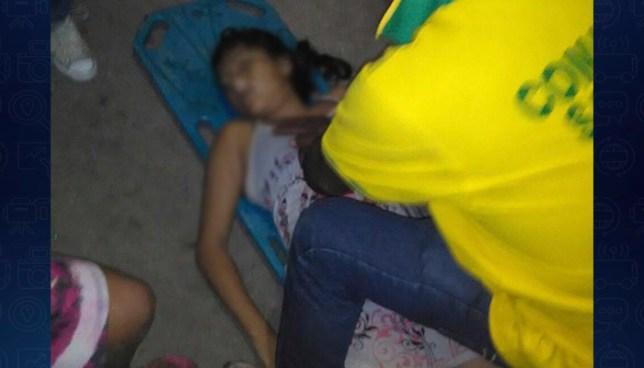 Adolescente muere ahogada en una poza en San Miguel Tepezontes, La Paz