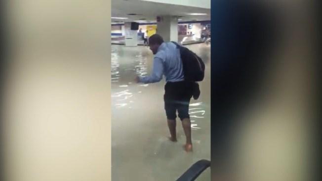 Inundaciones en Haití por más de 5 días de fuertes lluvias