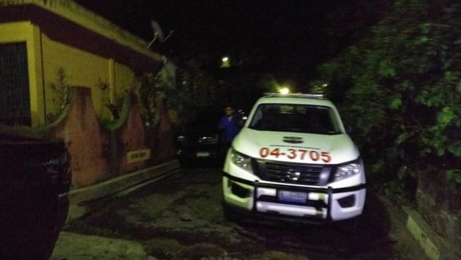 Agente de la PNC fue encontrado muerto al interior de un auto en Coatepeque