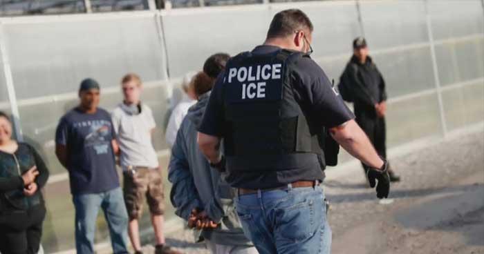 ICE arresta a 10 migrantes salvadoreños durante megaredada en Nueva Jersey