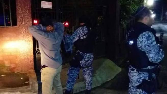 Capturan a pandillero en San Salvador que solo salía por la noche para buscar comida