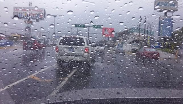 Emiten alerta por lluvias en todo el territorio nacional