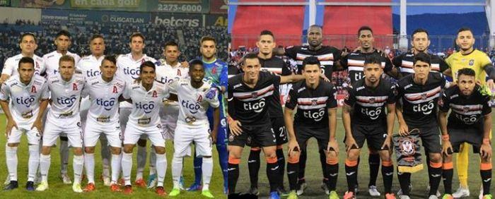 Alianza y Águila consiguen pasar a los Cuartos de Final de la Liga Concacaf