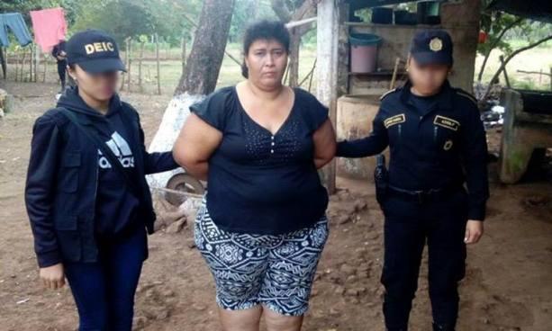 Capturan en Guatemala a mujer que recibía sospechosas transacciones de dinero desde El Salvador