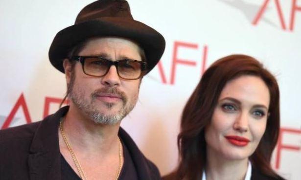 Paralizan el proceso de divorcio de Angelina Jolie y Brad Pitt