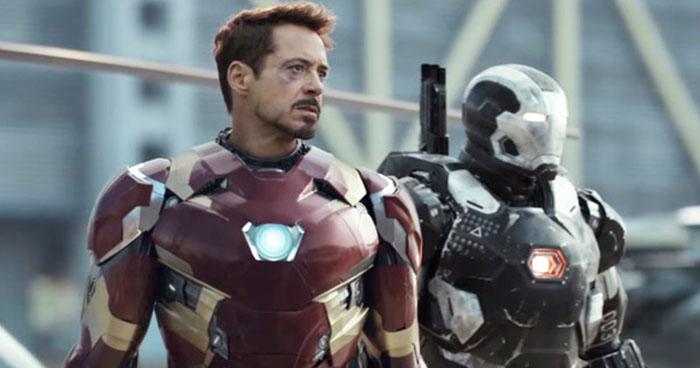 Roban armadura original de Iron Man valorada en más de 300 mil dólares