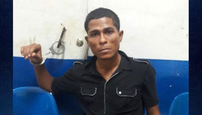 Capturan en la frontera El Amatillo a ciudadano Nicaragüense por extorsión