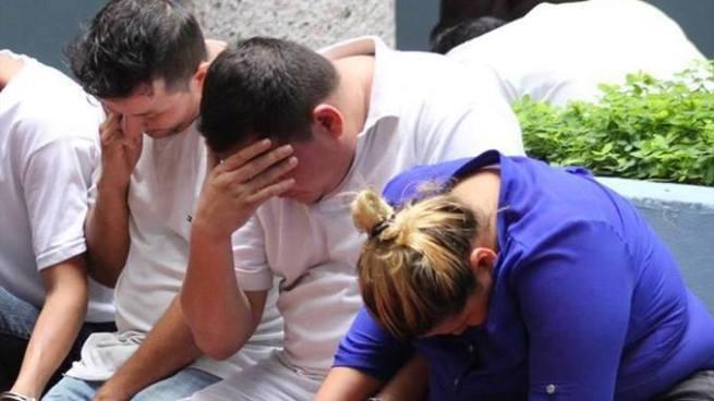 Envían a prisión a presuntos asaltantes de cajeros y bancos que operaban en San Salvador