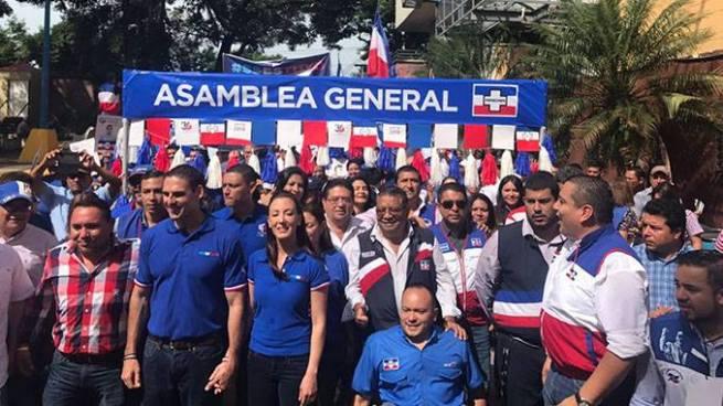 ARENA ratifica candidatos para elecciones del 2018 durante asamblea general