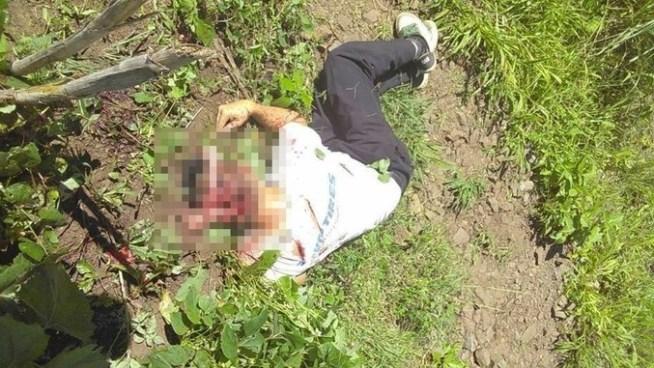 Sujetos desconocidos matan a machetazos a un hombre en Ahuachapán