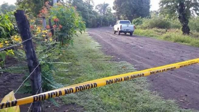 Encuentran lapidado a hombre quien habia desaparecido hace 3 días en Sacacoyo, La Libertad