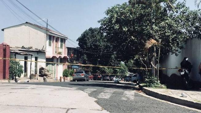 Matan a balazos a empleado de Carwash en San Salvador