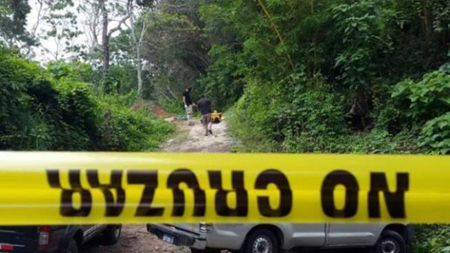 Sujetos con ropas oscuras secuestran y matan a expandillero en Usulután