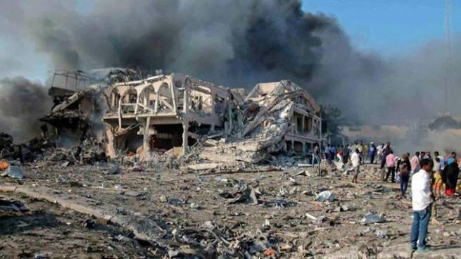 Dron de Estados Unidos mata a varios combatientes islámicos en Somalia
