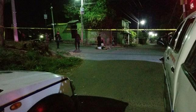 Mueren tres jóvenes durante ataque armado en Mejicanos, San Salvador