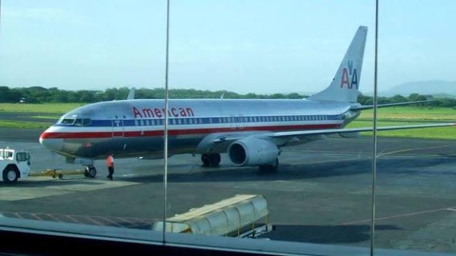 """""""Zopes"""" provocan emergencia en el vuelo de un avión en Nicaragua"""
