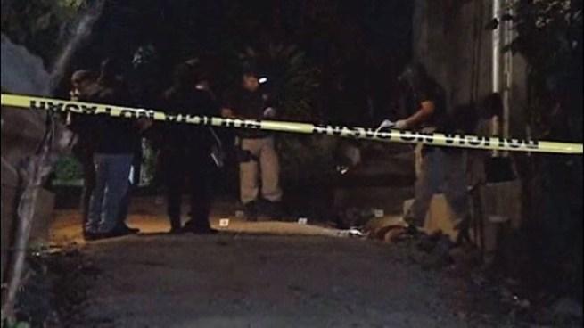 Un muerto y dos lesionados tras balacera anoche en El Refugio, Ahuachapán