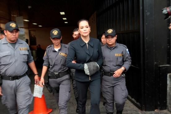 EEUU pide extradición de exvicepresidenta guatemalteca Roxana Baldetti por narcotráfico