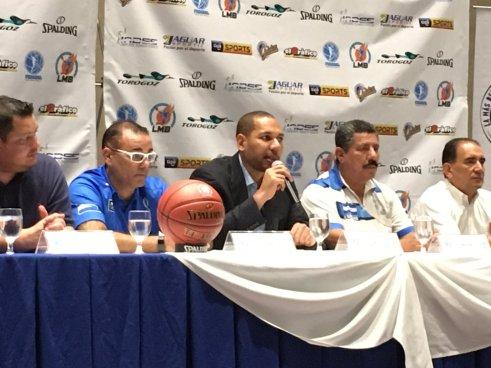 Anuncian el lanzamiento del Torneo Clausura 2017 de Baloncesto