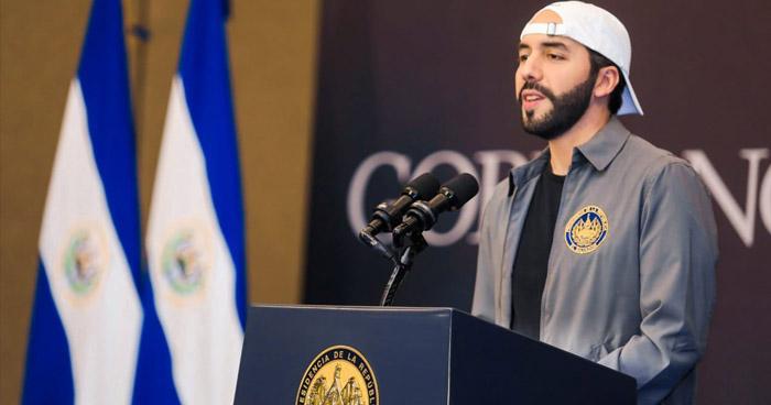 Nayib Bukele presidente mejor evaluado de Latinoamerica, según CID Gallup