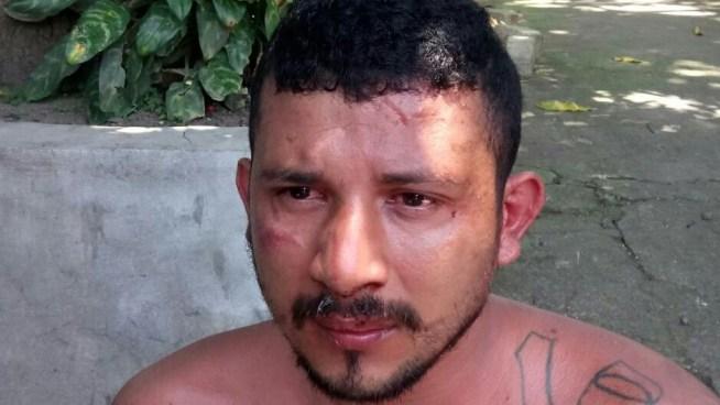 Capturan a pandillero que planificaba ataque contra la policía en Lourdes Colón
