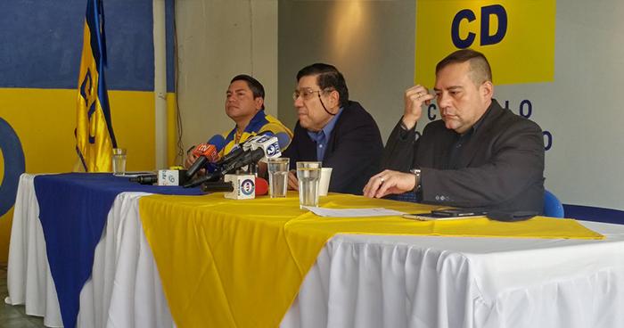 CD confirma alianza con Nuevas Ideas para llevar a Nayib Bukele como candidato presidencial en 2019