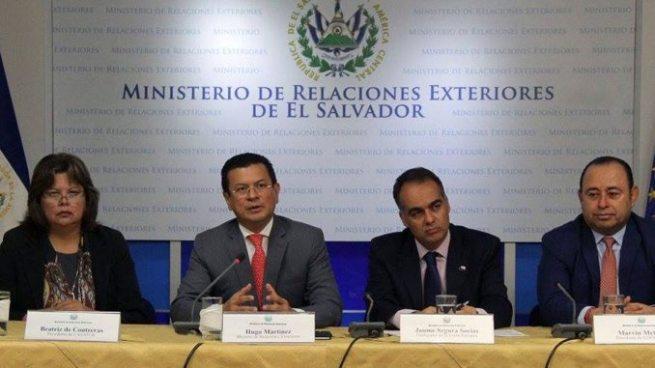 El Salvador será sede de la III Cumbre CELAC-UE