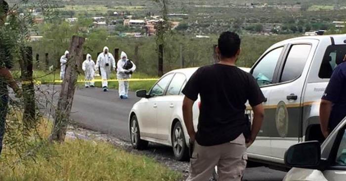 Salvadoreña fue estrangulada y su cadáver abandonado en una carretera en México