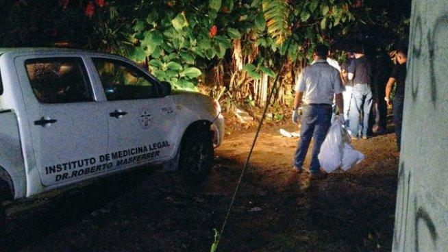 Encuentran cadáver de joven degollado en Mejicanos