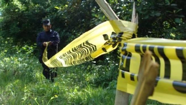 Encuentran el cadáver de un hombre en una quebrada de Morazán