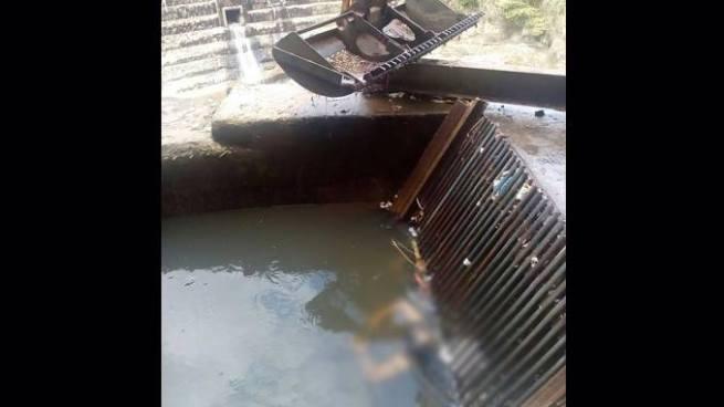 Encuentran el cadáver de un hombre en la presa hidroeléctrica Venecia en Soyapango